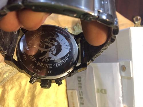 reloj diesel mr daddy dz7331