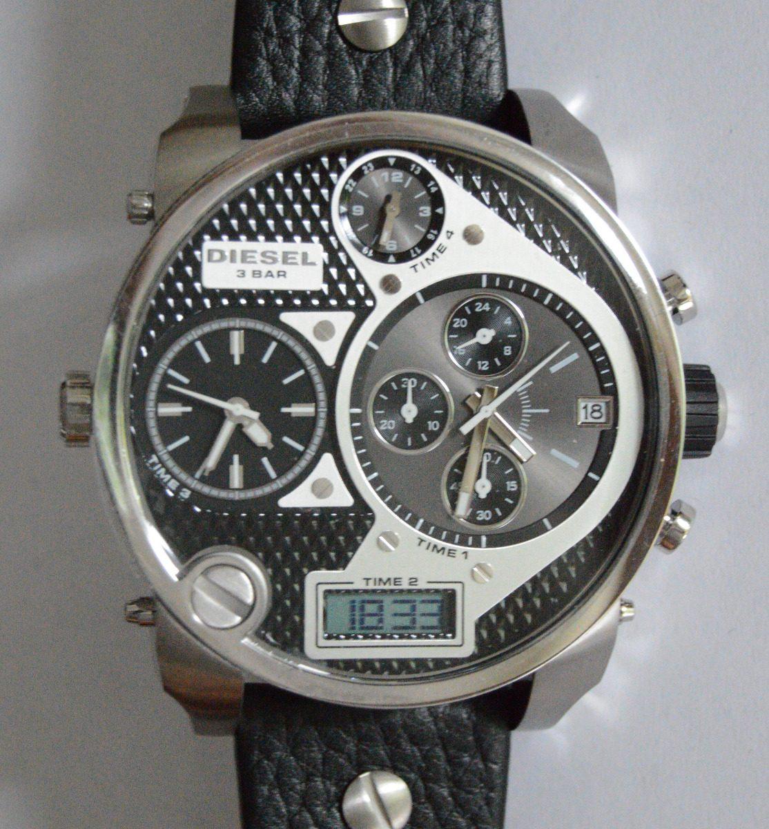 468d96427cd4 reloj diesel mr. daddy oversized dz7125. Cargando zoom.