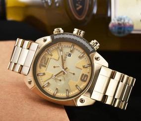 7d72d95bcf9b Reloj Diesel Dorado - Joyas y Relojes en Mercado Libre México