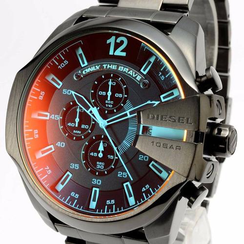 reloj diesel para caballero modelo  dz4318