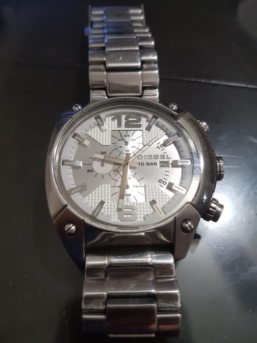d4041627cf8a reloj diesel para hombre dz4203 seminuevo envio gratis. Cargando zoom.