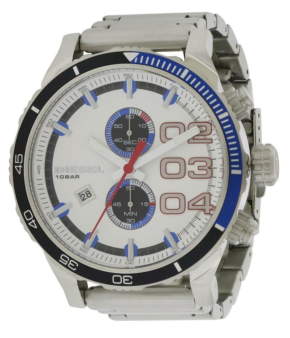 784fe3805659 reloj diesel para hombre dz4313 double down 48. Cargando zoom.