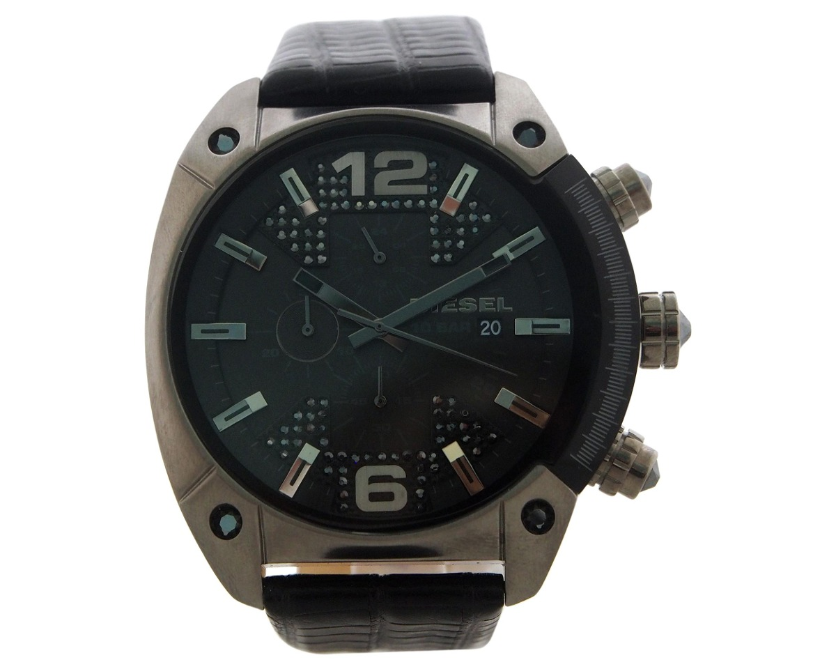 c9eb6c8d3c6f Reloj Diesel Para Hombre Dz4372 En Acero Inoxidable Con -   13.556 ...