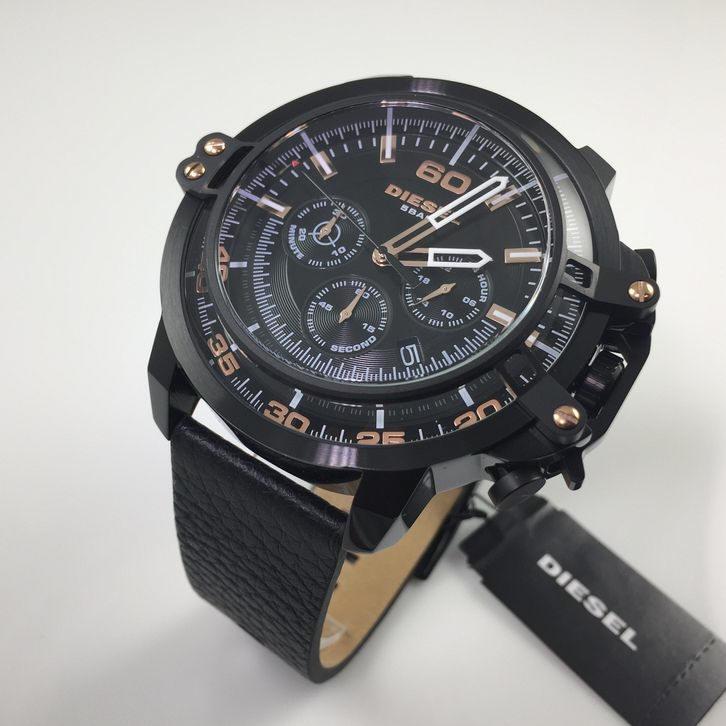 4c2b4296ef98 Reloj Diesel Para Hombre Dz4409 Deadeye Con Cronógrafo Y -   911.550 en  Mercado Libre