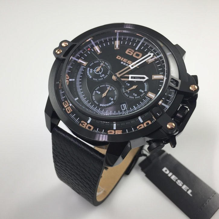 d9e10082931a Reloj Diesel Para Hombre Dz4409 Deadeye Con Cronógrafo Y -   911.550 en  Mercado Libre