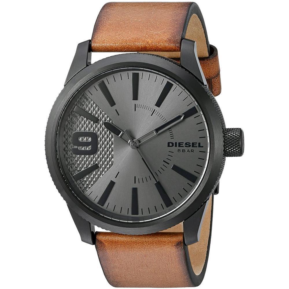 b6d12bda9f45 reloj diesel para hombre rasp dz1764 de cuarzo con correa. Cargando zoom.
