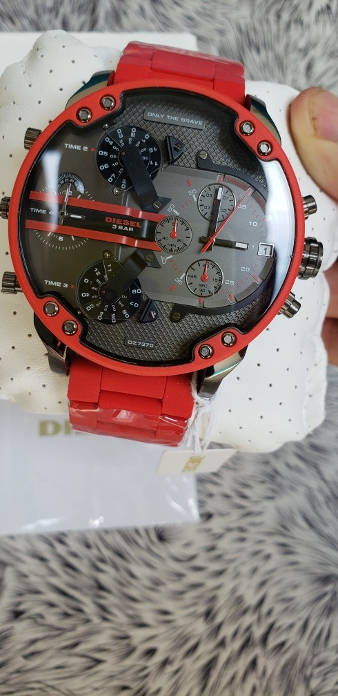 f322646b163a Cargando zoom... diesel reloj reloj. Cargando zoom... reloj diesel dz7370  mr daddy 2.0 - reloj cronógrafo con corr