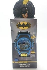 e3a3bdef577e Reloj Batman Dc Comics Para Nino en Mercado Libre México