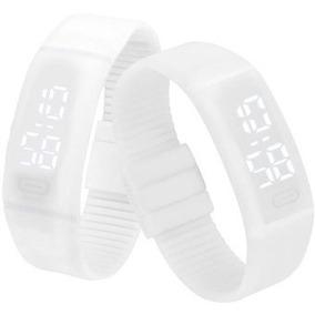 24e3834e0870 Reloj Yess Mujer Blanco Relojes Deportivos Otras Marcas - Relojes en  Mercado Libre Colombia