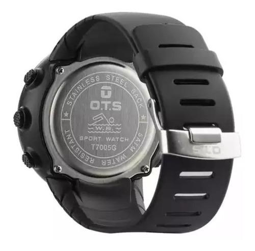 reloj digital deportivo natación hombre ots led