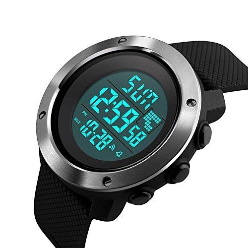 f1e79ac3ac6c Reloj Digital Deportivo Para Hombre Led Reloj Militar -   116.900 en  Mercado Libre