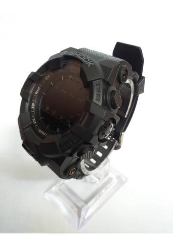 reloj digital deportivo para hombres grandes g-shock