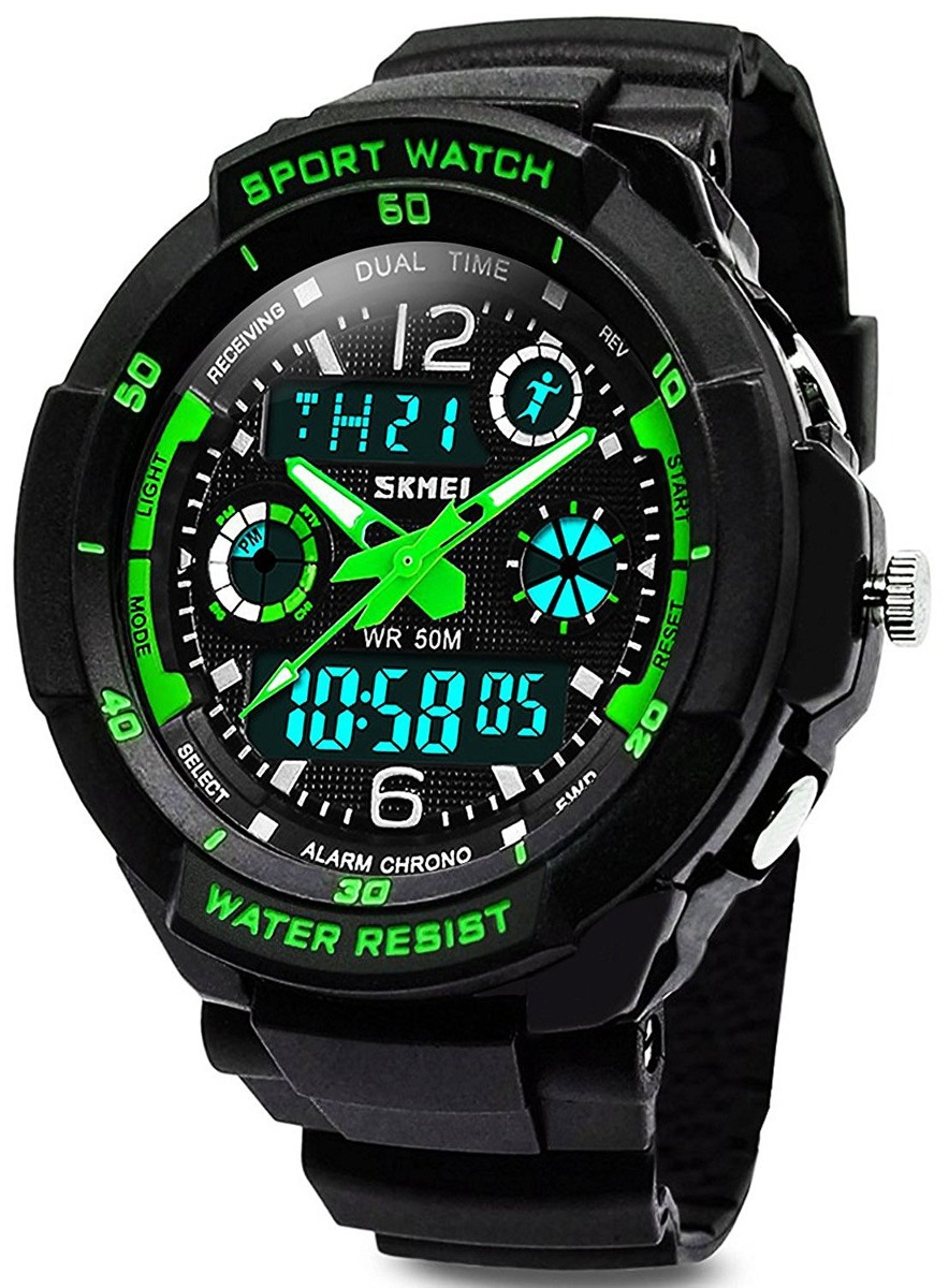 a884eaded6b2 reloj digital deportivo para niños - relojes deportivos a. Cargando zoom.