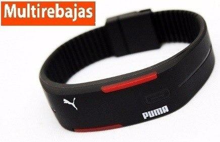 reloj digital deportivo puma nike ad hombre mujer