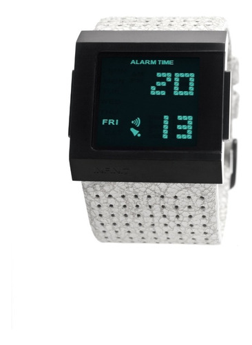 reloj digital infinit time spacehouse - blk