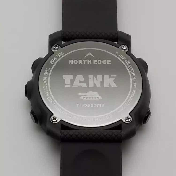 e039a362ab8d Reloj Digital North Edge Para Hacer Deporte