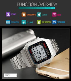 2d8860165029 Relojes Plaza Vea De Colores Masculinos Skmei - Joyas y Relojes en Mercado  Libre Perú