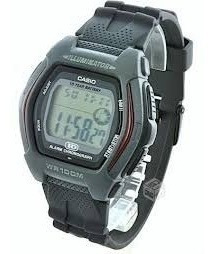reloj digital para hombre de casio illuminator hdd-600g-9a