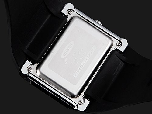 Reloj Digital Para Hombre Ohsen Color De La Luz Lcd Negro -   848.10 ... 34a05d2b3df3