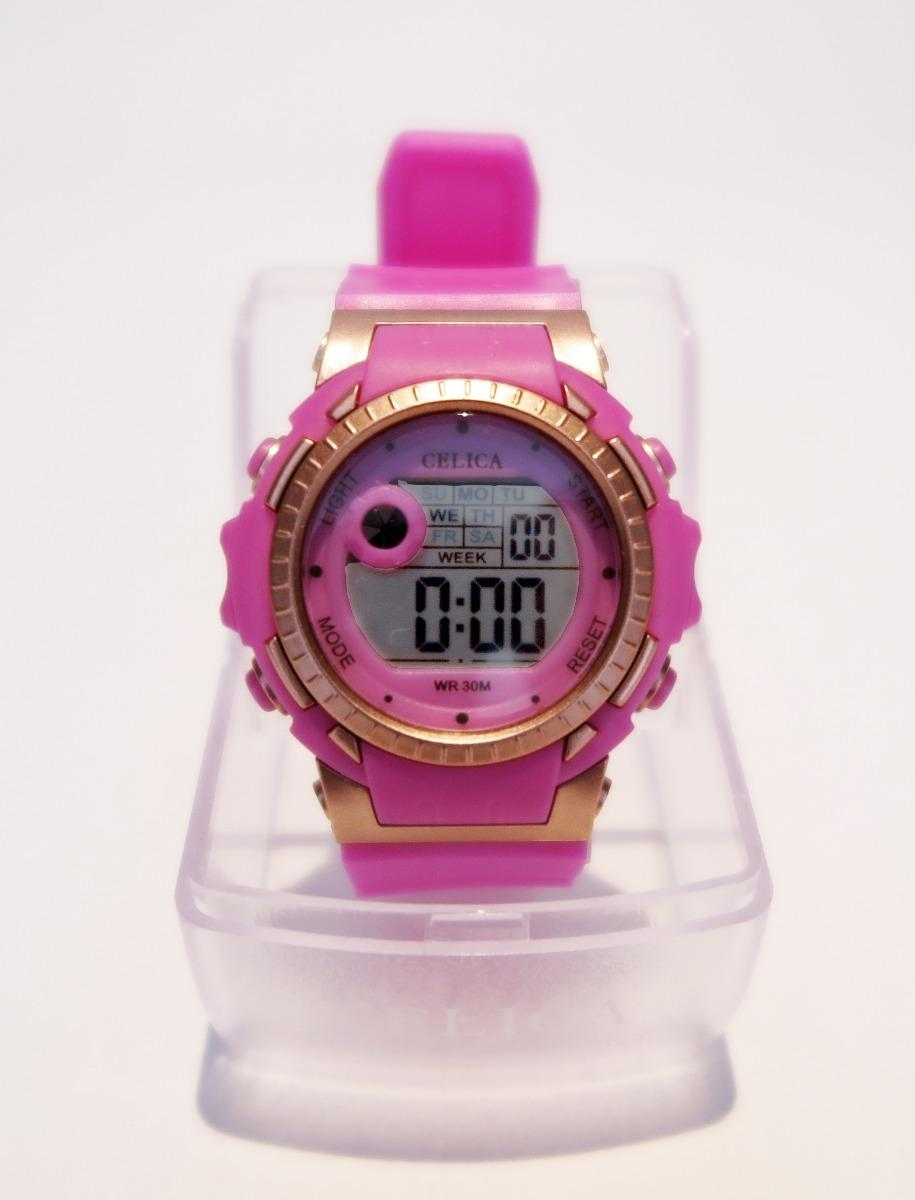ca9f073cd810 Reloj Digital Para Niños