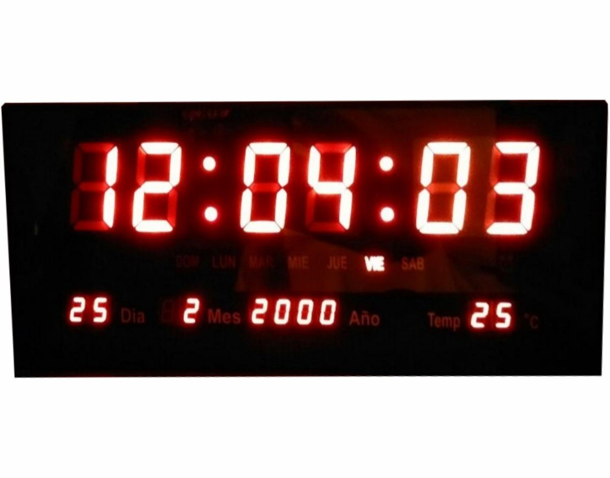 96bf4feacc9b Reloj Digital Para Pared El Más Grande Y Barato Oferta -   630.00 en ...