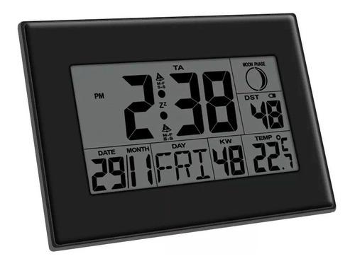 reloj digital pared o mesa con alarma termometro y timer