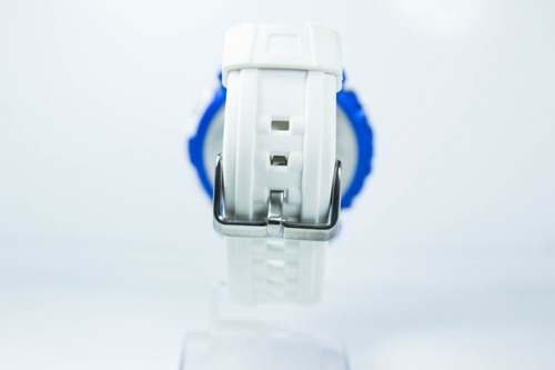 reloj digital prospace okusai nws blanco 100mts sumergible