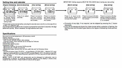 13fd60bf2c7c Reloj Digital Resistente Al Agua Casio A158wa-1 Para Hombre ...