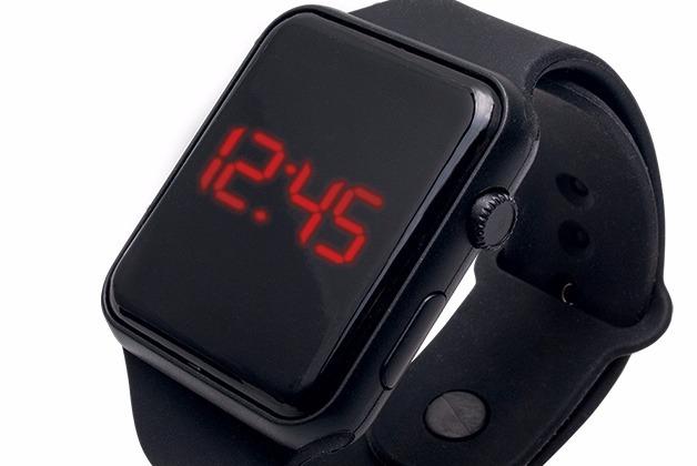 Reloj Digital Silicon Promocional Mayoreo -   150.00 en Mercado Libre c045fe8553b5