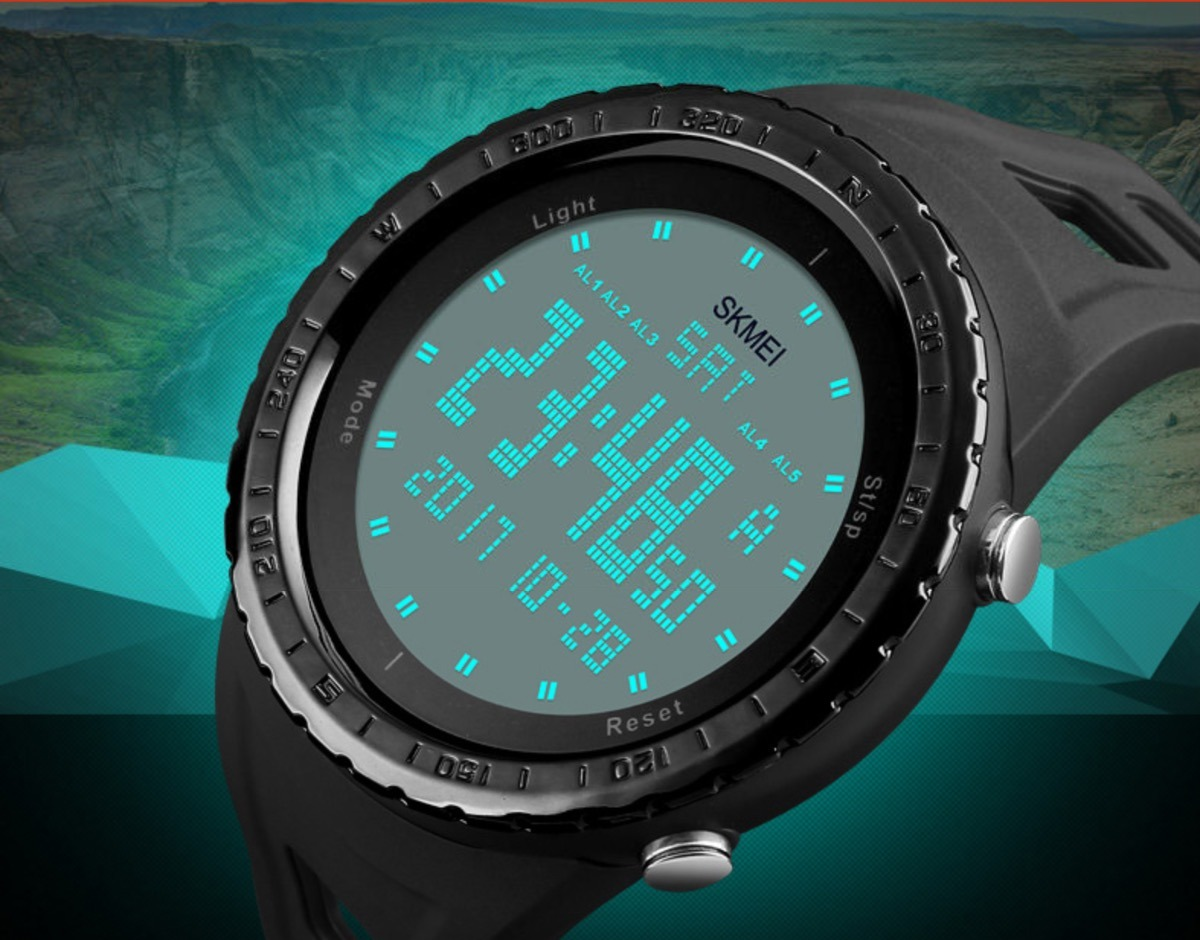 Reloj Digital Skmei 7f1082b5feb0