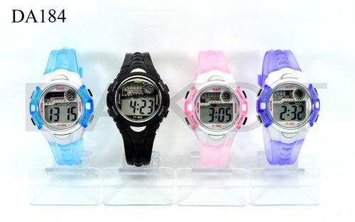 reloj digital sumergible %100 oferta dia del niño plaza once