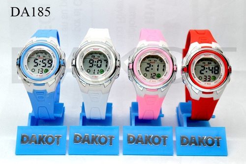 reloj digital sumergible %100 oferta dia del niño plaza once