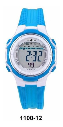 reloj digital sumergible niño dama cod.1100-12