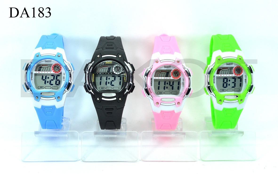 ffe1489c1786 reloj digital sumergible niños plaza once garantia 6 meses. Cargando zoom.
