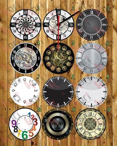 reloj disco lp queen bandas de musica cantantes