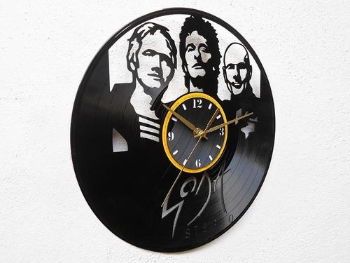 reloj disco vinilo vinil acetato soda stereo gustavo cerati