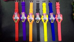 c497a6599 Reloj Minnie Mouse - Reloj de Pulsera en Mercado Libre México