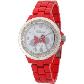 3d821240b Reloj Minnie Mouse - Reloj Disney en Mercado Libre México