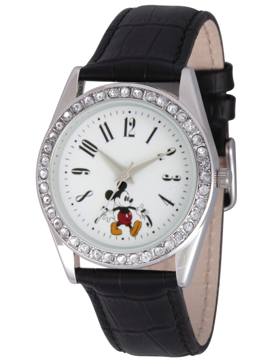 Reloj Disney Para Mujer Wds000380 Tablero De Mickey Mouse ... 098dd78a2ea6