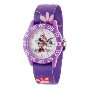 f2c26cd3f Reloj Disney Minnie Mouse en Mercado Libre México