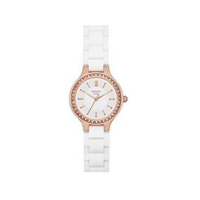 d064fc8159a7 Reloj Dkny Blanco Ny2251 - Joyas y Relojes en Mercado Libre México