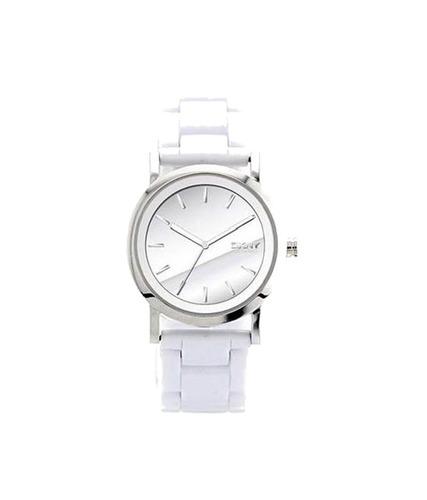 reloj dkny ny8895 mujer ceramica 50m