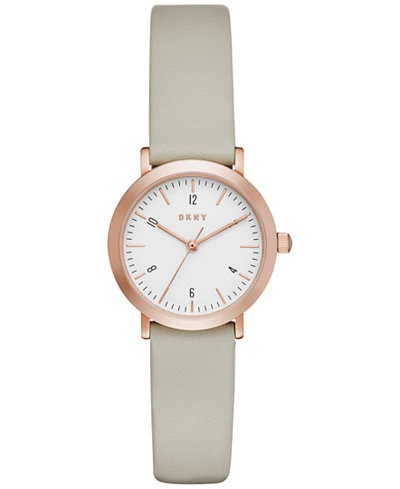 17c9d63b581c Reloj Dkny Para Mujer Ny2514 Tablero Blanco -   5