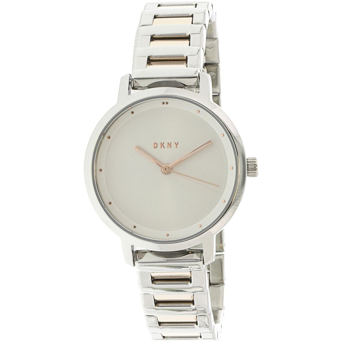 Reloj Dkny Para Mujer Ny2643 Brazalete Y Caja De 32mm En ... 0278e4a2787e