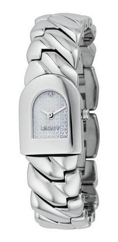 reloj dkny stainless steel