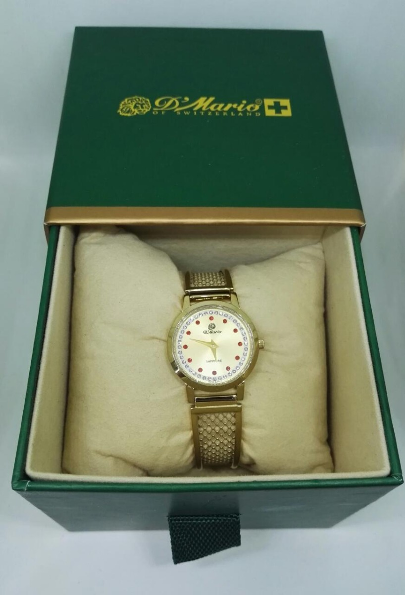 Reloj D mario Esqueleto Dama Original -   499.900 en Mercado Libre c96002dba303