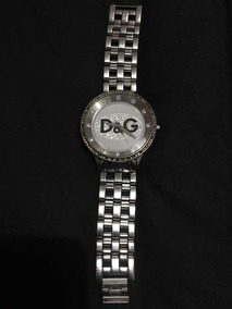 d217ef3cbc54 Reloj Dolce Gabbana Cuadrado - Relojes Pulsera en Mercado Libre Argentina