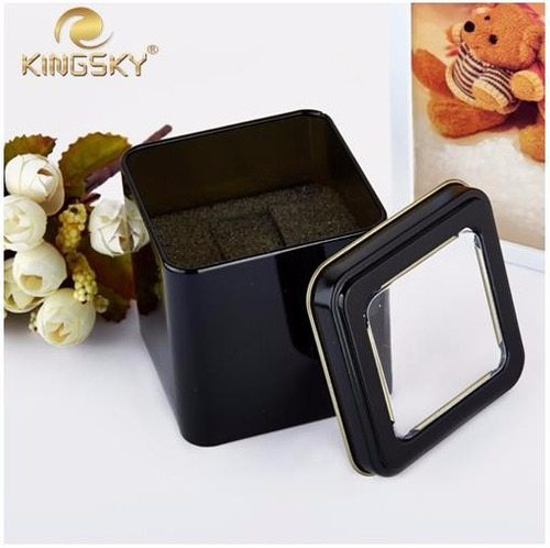 reloj dorado kingsky  para mujer