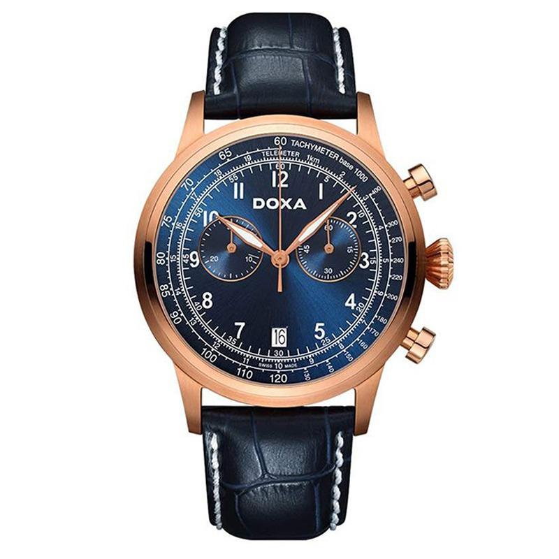 b153e2fbb2b8 Reloj Doxa Analogo Ref. 7806000042 Vacu -   1.256.000 en Mercado Libre