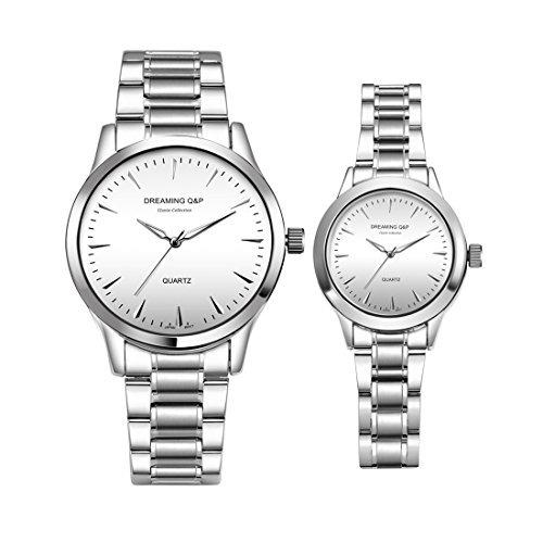 b221169d5efa Reloj Dreaming Q p Para Mujer Y Hombre Wd240w Juego De 2 ...